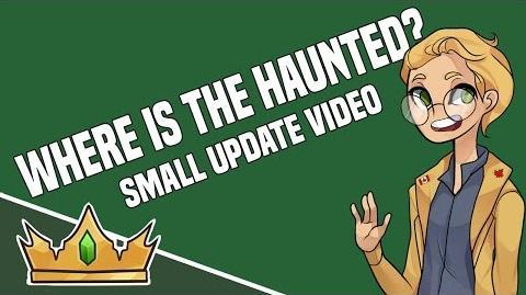 Haunted Update
