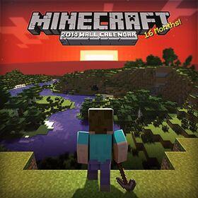 Minecraft 2014 Calendar