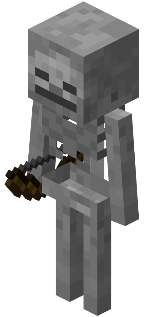 Skeleton Minecraft Wiki Fandom Powered By Wikia