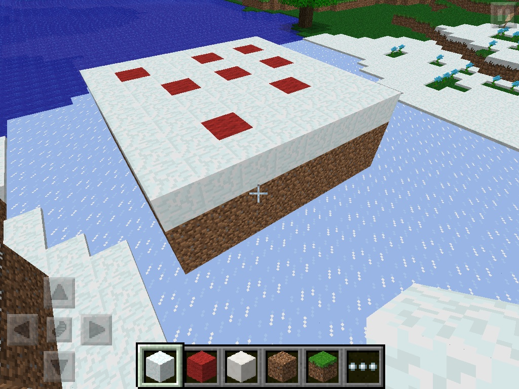 how to eat cake in minecraft creative mode