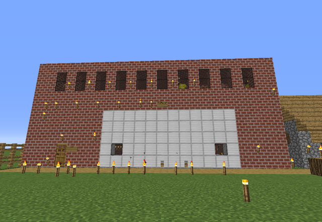 File:Fire Station Built In Creative Mode.png