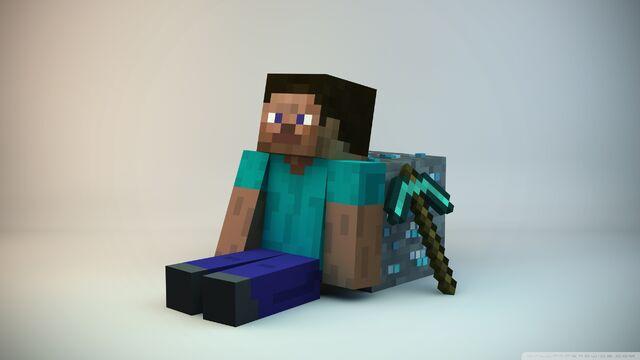 File:Minecraft-Steve-Pictures-HD-Wallpaper.jpg