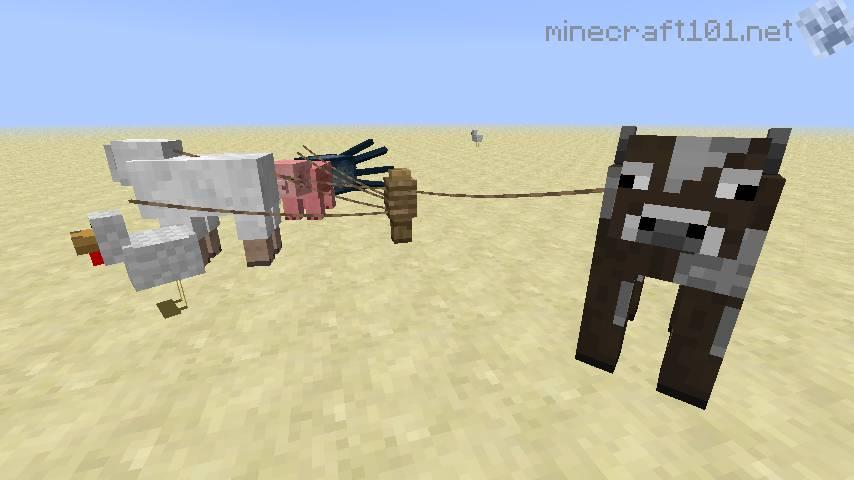 Leash minecraft wiki upcoming