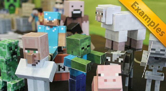 File:Minecraft-Papercraft-Studio-1-3-Released-for-iPhone-iPad.jpg