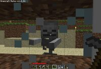 Minecraft Skeleton Badie