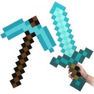 File:Minecraft-Blue-Diamond-Sword-Pickaxe-Set-0-194x194.jpg