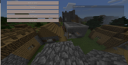 Homemade village. took me 50 mins!!!