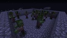 Zombie villagers 1.9