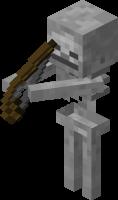 File:Skeleton minecraft.png