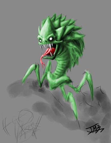 File:Minecraft Real Life Creeper.jpg