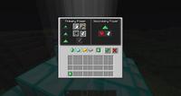 Beacon Block GUI