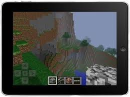 Minecraft Pocket Edition controls