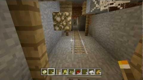 Minecraft (Xbox 360) ABANDONED MINESHAFTS IN-DEPTH (1.8.2 TIPS TRICKS)