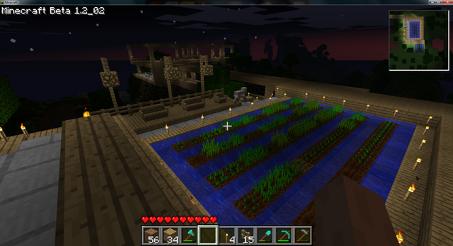 File:Minecraft the farm area by micko12-d38ls0t.png