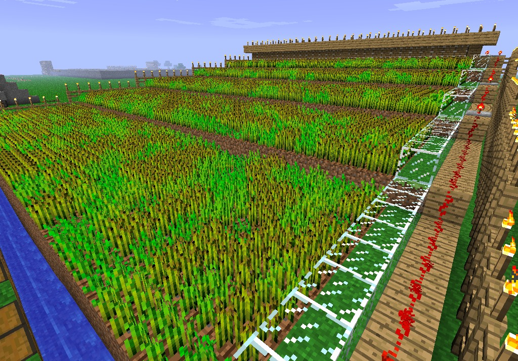 Farming | Minecraft: Xbox 360 Edition Wiki | FANDOM ...