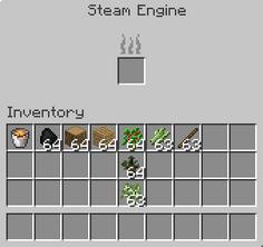 Steam-engine-fuel