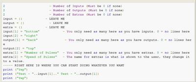 GCCCA coding