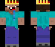 Minecraft noob skin