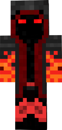 Scary skin