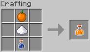 Orange Juice Crafting
