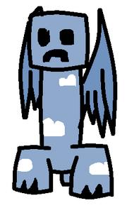 Sky creeper
