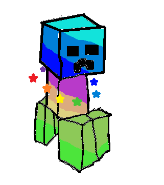 Rainbow Creeper Super Charged