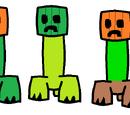 Pumpkin Creeper