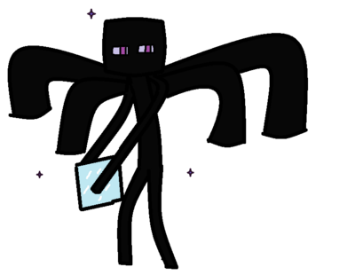 Corrupted enderman remake