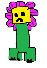 Flower creeper