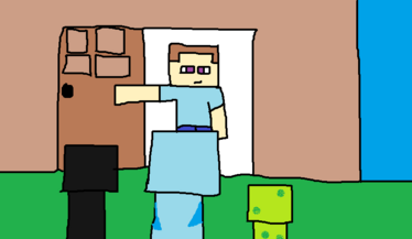 Jay shade thorn and herobrine
