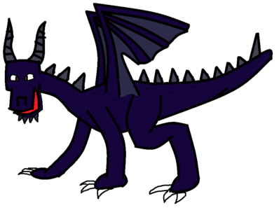 Obsidian Dragon