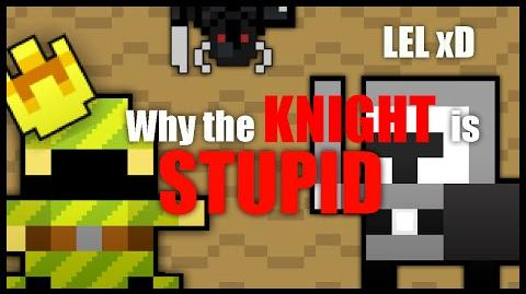 RotMG - Why the KNIGHT is STUPID