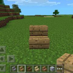 Oak Wood Stairs