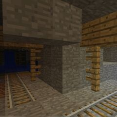 An Abandoned Mineshaft