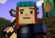 i Got is From Google/Minecraft Story Mode