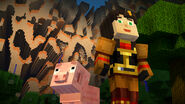 Minecraft story mode ep 4-4
