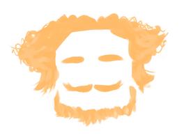 Soren's hair