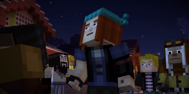 File:Mcsm ep8 competitor's-village evening jesse's-gang.png