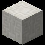 Chiseled Quartz Block