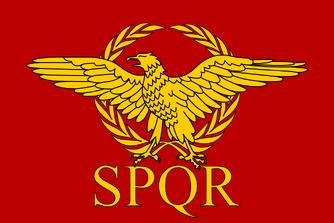 SPQR flag