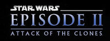 Star Wars Attack of the Clones Logo
