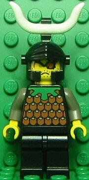 Gilbert the Bad (Horned Helmet)