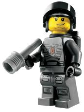 Space Police Officer