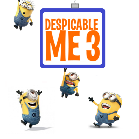 Despicable Me 3 Teaser Poster 2