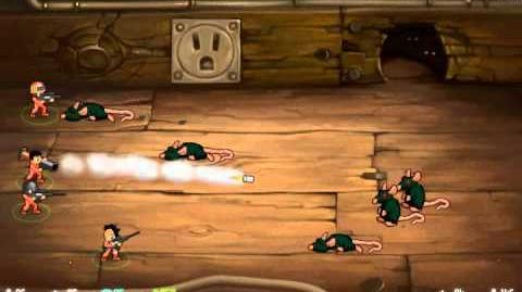 Minitroopers Extermination Misison 34 243 Rats