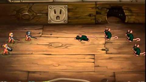 Minitroopers Extermination Mission 74 352 Rats