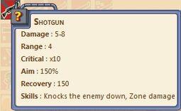 ShotGunStatScreen