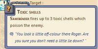 Toxic Shells