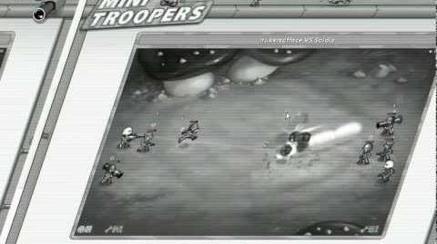Minitroopers explosive ammo