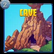 Earth Island Cave Icon